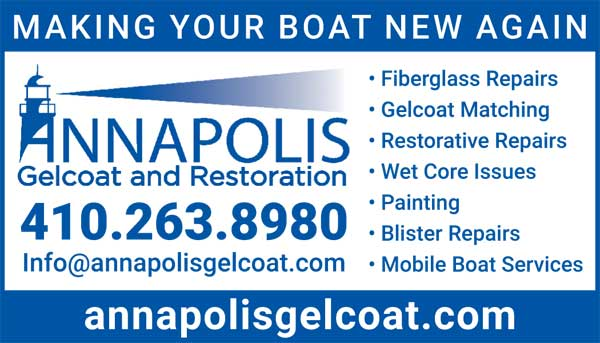 Annapolis Gelcoat and Restoration