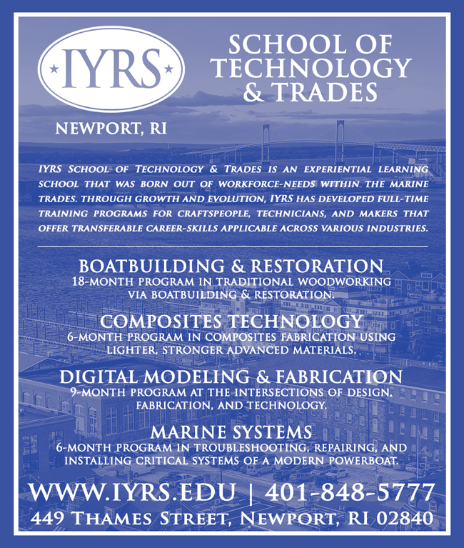 IYRS School of Technology and Trades