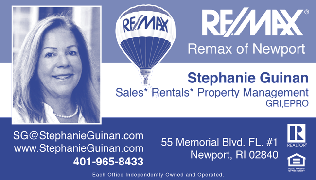 Stephanie Guinan - ReMax of Newport