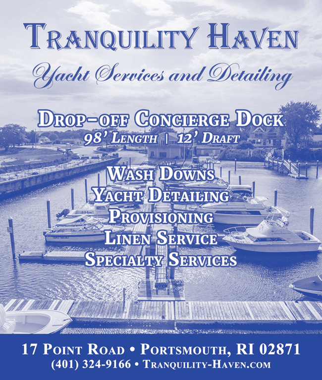 Tranquility Haven Yacht Services